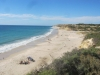 Port Willunga beach ...