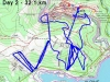Day 2 2017 - 32 km