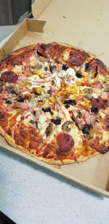 Nostimo Pizza