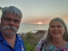 Sunset at Mindal Beach