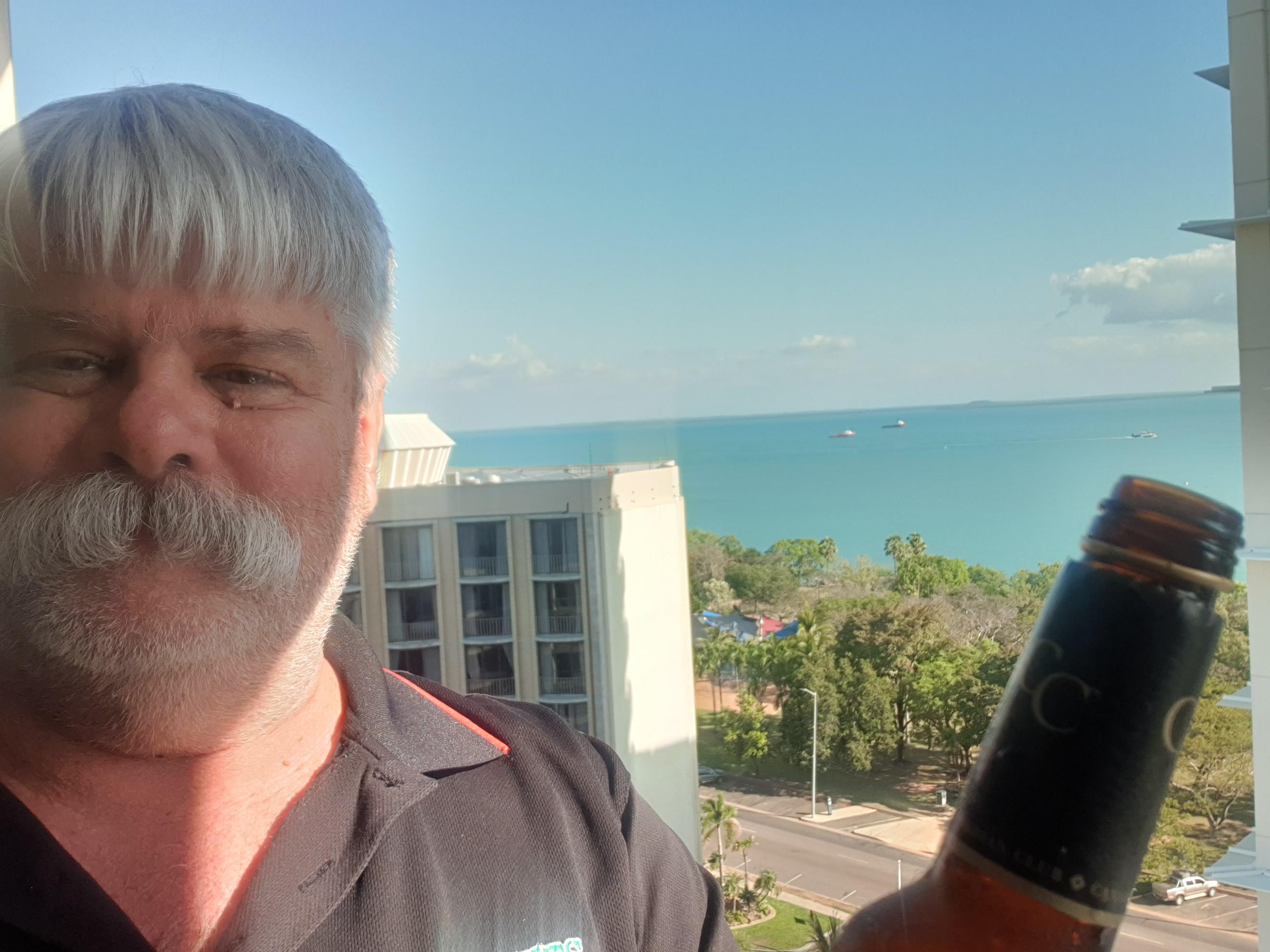 Taking it easy in Darwin