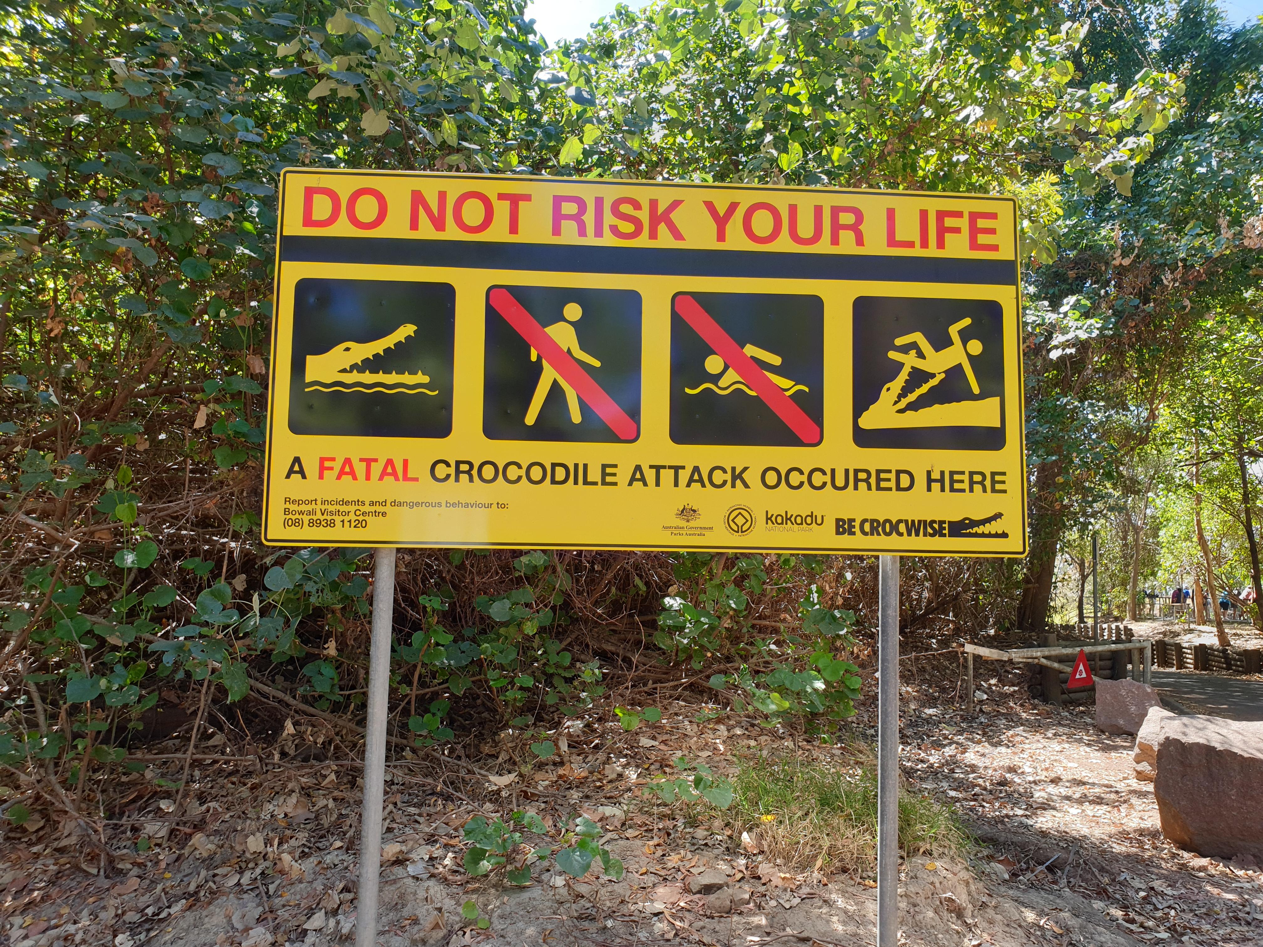 Cahills Crossing Kakadu