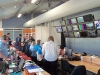 Getting ready in Race Control