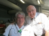 Me and Murray Walker