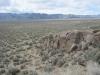 View from Nevada's oldest Geocache - GCF9