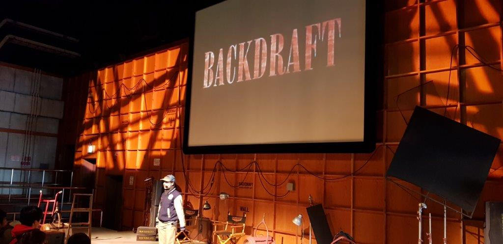 Backdraft - Universal Studios Japan