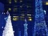 Caretta Shiodome Illumination Show