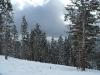 Looking towards Lake Tahoe