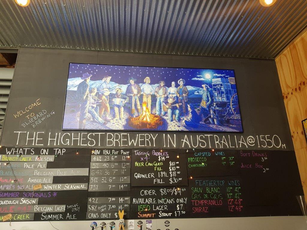 Blizzard Brewery