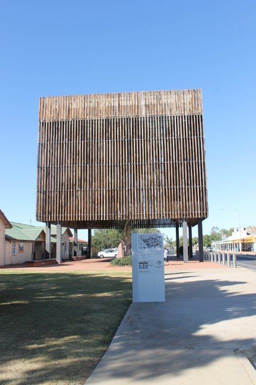 The Tree of Knowledge Barcaldine QLD