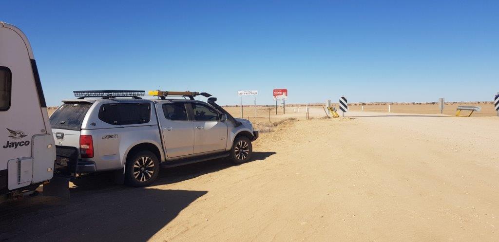 SA / QLD Border