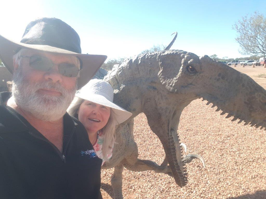 Australian Age of Dinosaurs Museum and Laboratory Winton QLD