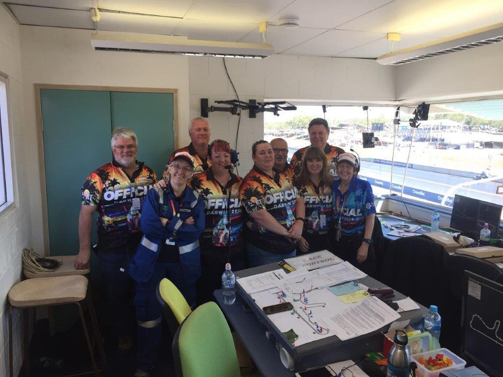 Race Control Team