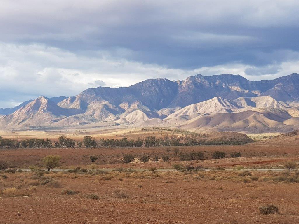The Flinders Ranges
