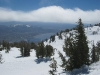 Lake Washoe from the Summit