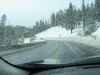On the Road to Mt Rose