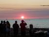 Sunset at Darwin Ski Club