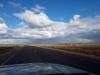 Blue Skies and rain clouds