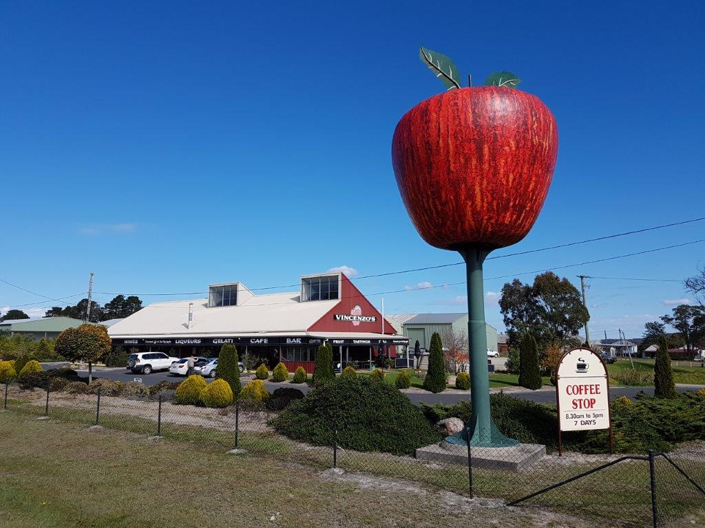 The Big Apple - Applethorpe