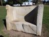 Sandstone Seat - Allora