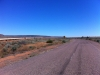 Between Whyalla and Pt Augusta ...