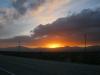 Sunset on Day 2