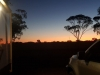 Sunset at Broken Hill