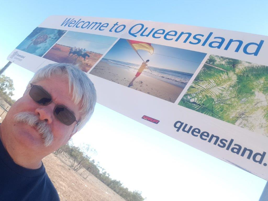 Queensland / New South Wales Border