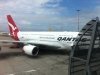 Waiting at Sydney Airport