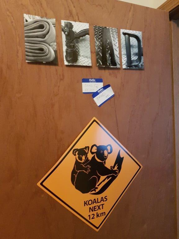 Bradleys Room