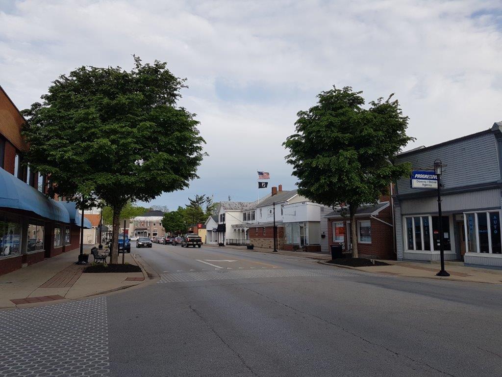 Main Street Mason OH