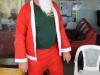 Santa made a visit ...