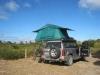 Camping at Gleesons Landing